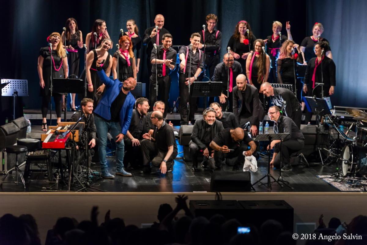 The NuVoices Project - coro Udine - coro gospel Udine - ensemble vocale - coro FVG