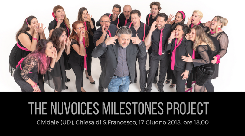The NuVoices Project - Milestones Project