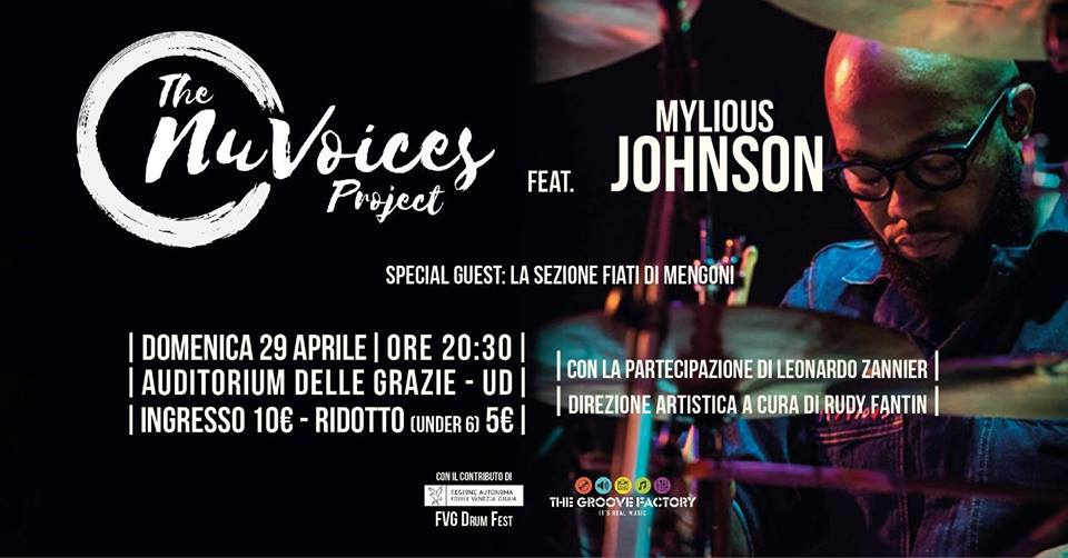 The NuVoices Project feat. Mylious Johnson